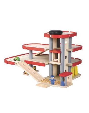 Plan Toys, Inc. Plan Toys Parking Garage
