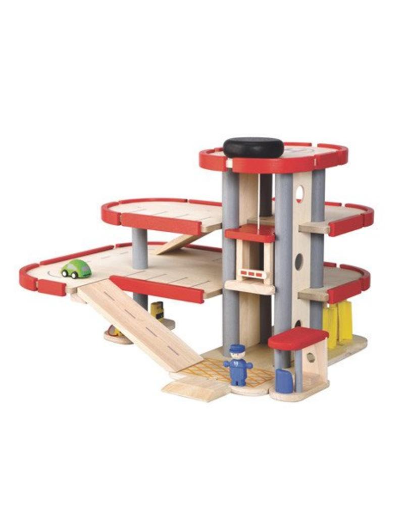 Plan Toys, Inc. Plan Toys - Parking Garage