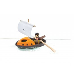 Plan Toys, Inc. Plan Toys - Pirate Boat
