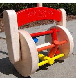 PURE PLAY KIDS Pure Play Kids Wooden Lawn Mower/Vacuum