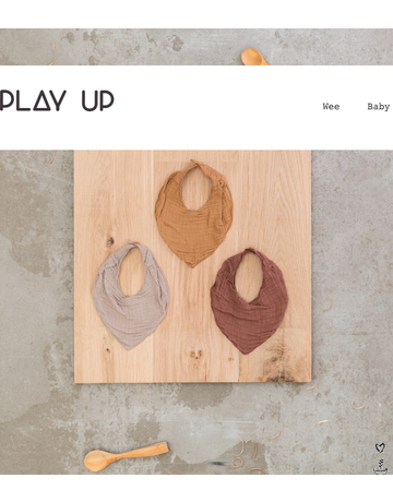 Play Up Play Up Woven Bib
