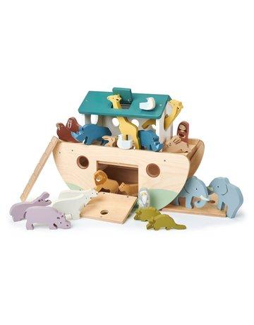 Tender Leaf Toys Tender Leaf Toys Noah Wooden Ark