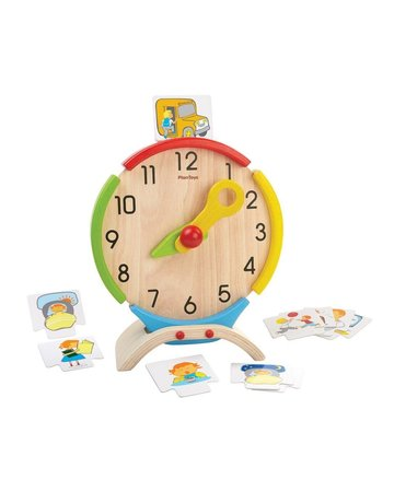 Plan Toys, Inc. Plan Toys Activity Clock