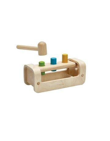 Plan Toys, Inc. Plan Toys Pounding Bench