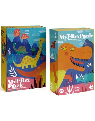Magic Forest Ltd Magic Forest My T Rex 36 pieces