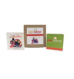 Pee-kaboo Pee-kaboo - Single Stickers
