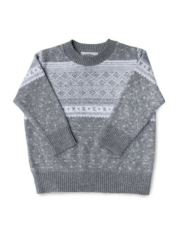 Loop Collection Loop Collection Snow Bunny Sweater
