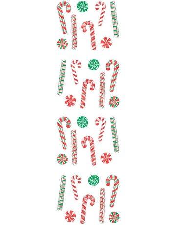 Mrs. Grossman's - Sticker Strip Holiday Candies