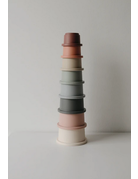 Mushie Mushie - Stacking Cups