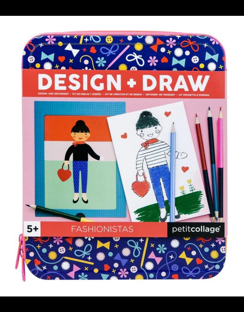 Petit Collage Petit Collage Design + Draw