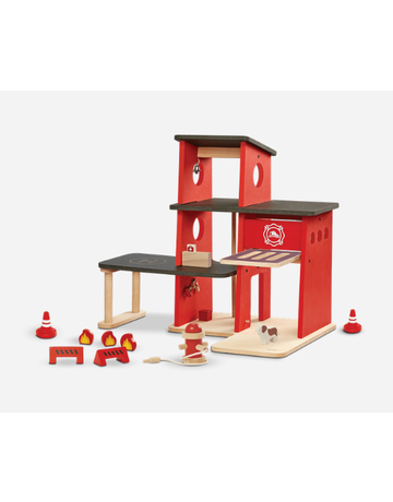 Plan Toys, Inc. Plan Toys Fire Station