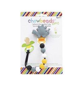 Chewbeads Chewbeads - Pacifier Clip