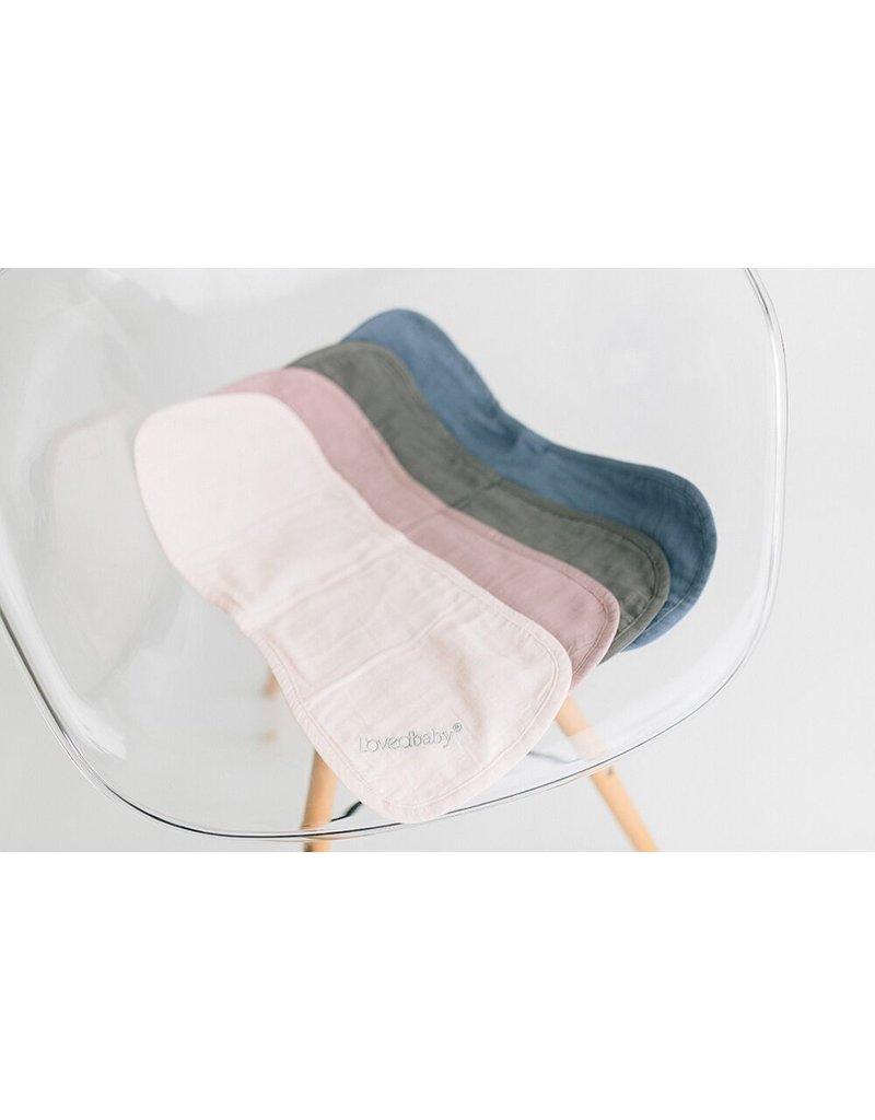L'ovedbaby L'ovedbaby - Reversible Muslin Burp Cloth