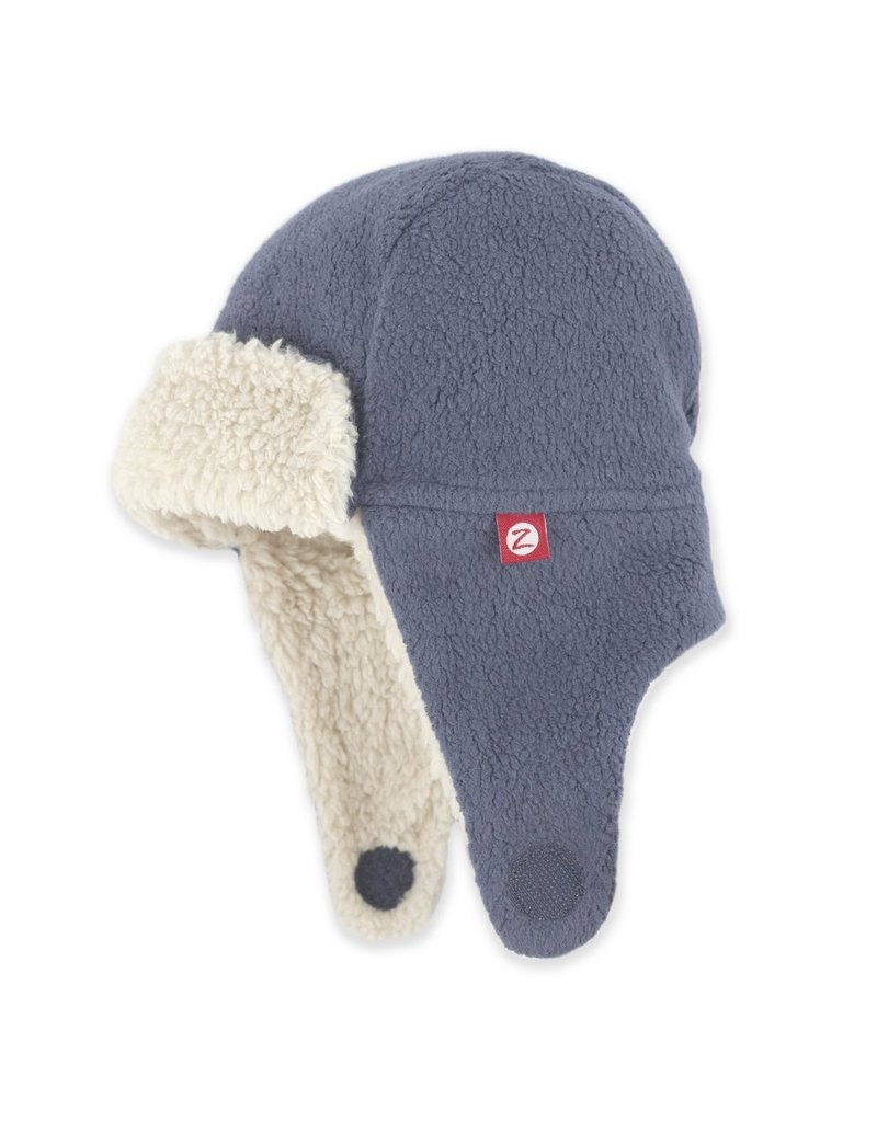 Zutano Zutano - Toddler Cozie Furry Trapper Hat