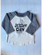 HB&K Jersey City Baseball Tee