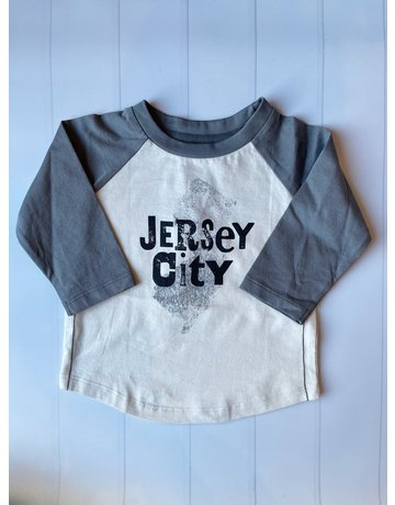 HB&K Jersey City Baseball Tee
