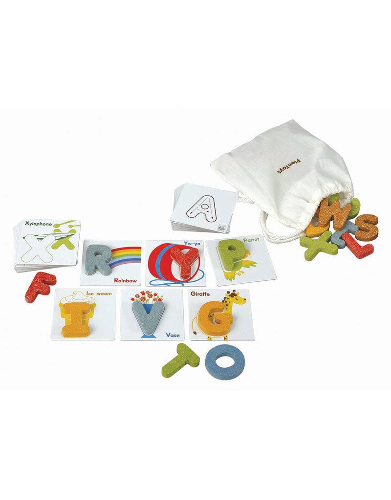 Plan Toys, Inc. Plan Toys Alphabet A-Z