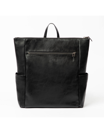 Freshly Picked Minimal Diaper Bag Onyx