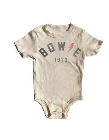 Rowdy Sprout Rowdy Sprout - Bowie Simple Onesie