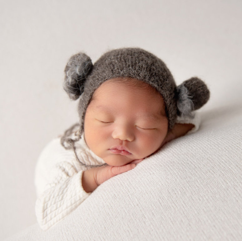 Newborn & Family Photography with Jersey City local Esohe Alile