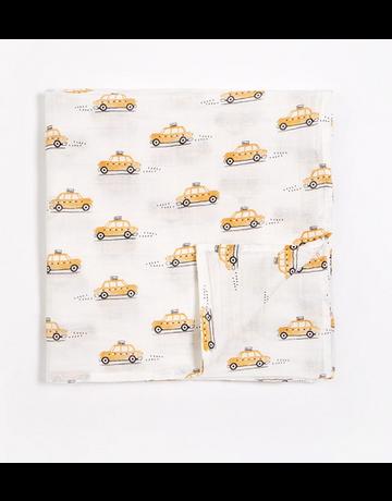 Petit Lem Petit Lem Swaddle Blanket