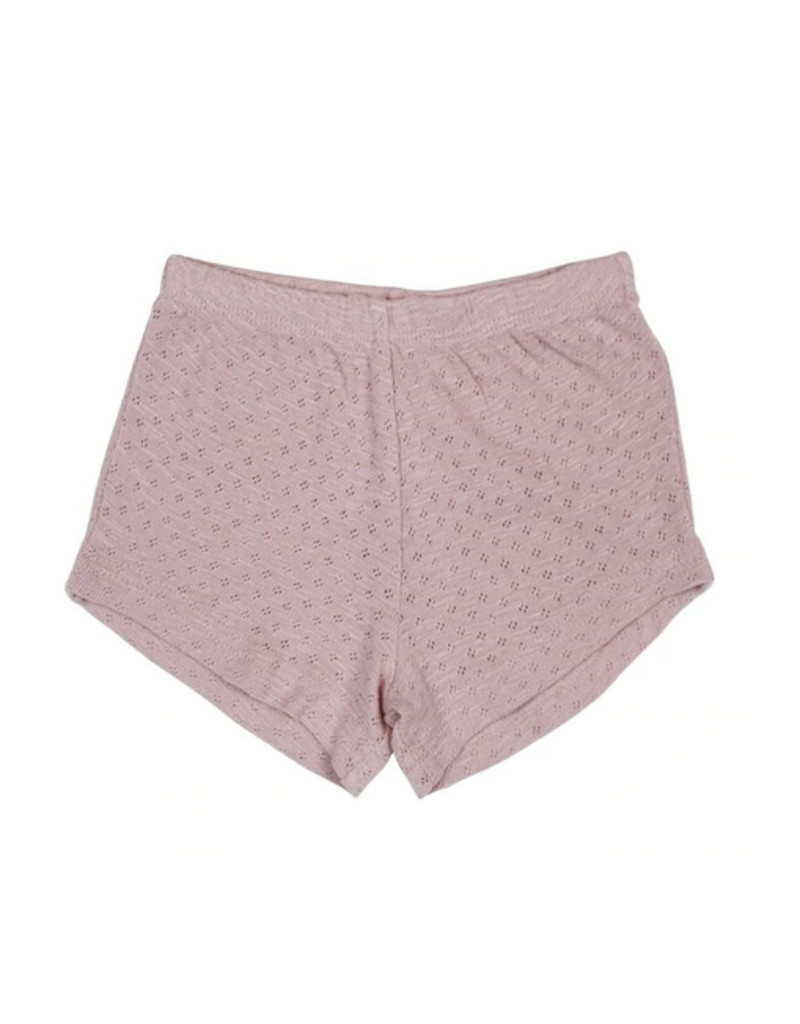 L'ovedbaby L'ovedbaby - Kid's Pointelle Tap Shorts