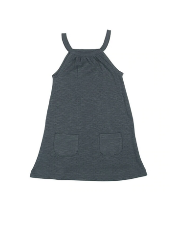 L'ovedbaby L'ovedbaby - Pointelle Halter Dress