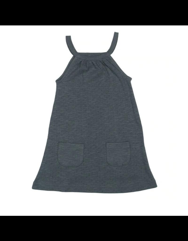 L'ovedbaby L'ovedbaby - Pointelle Halter Dress