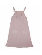 L'ovedbaby L'ovedbaby - Kid's Pointelle Halter Dress