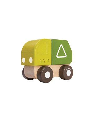 Plan Toys, Inc. Plan Toys Garbage Truck Mini