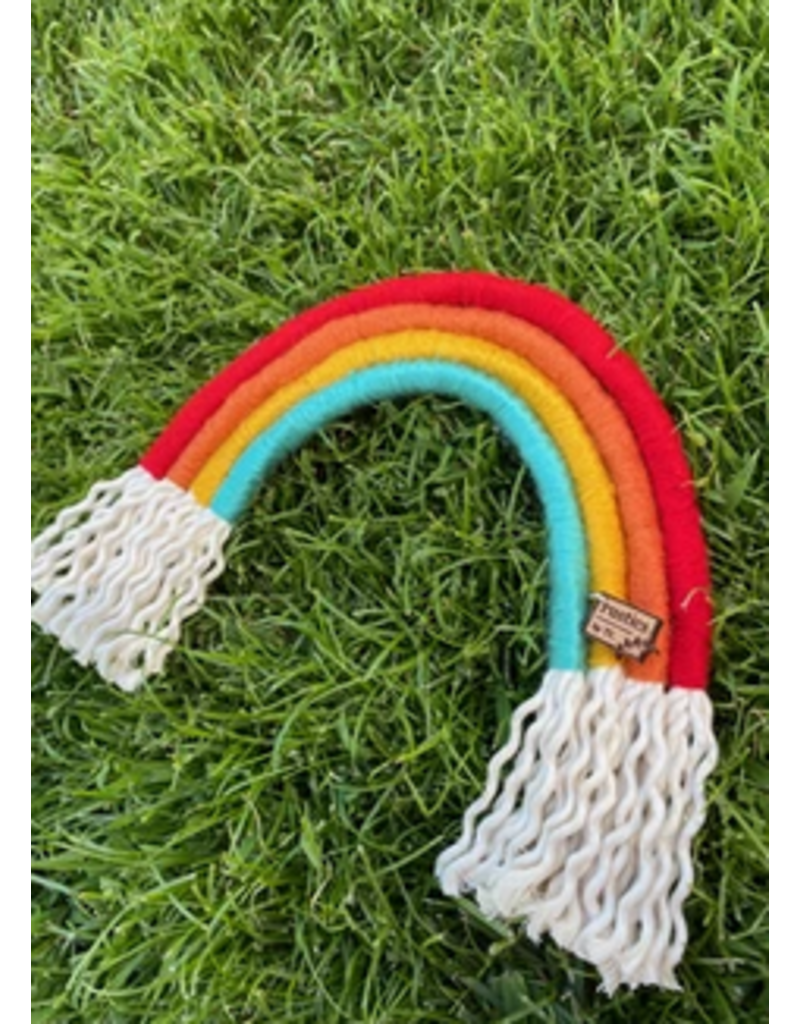 Rustics Rustics - Macrame Rainbow Kit