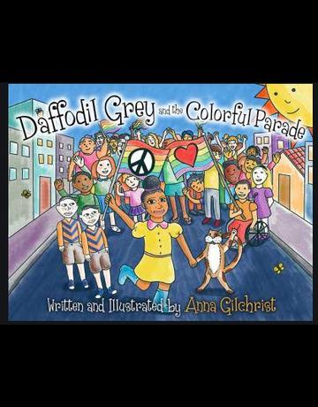 Sandfish Publishing Daffodil Grey and the Colorful Parade