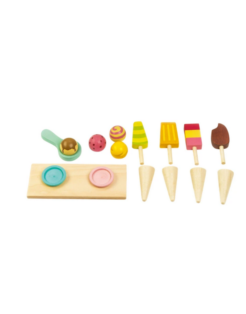 Tender Leaf Toys Tender Leaf Toys - Ice Cream Cart