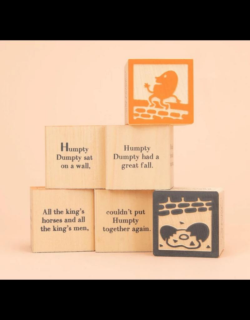 Uncle Goose Uncle Goose- Nursery Rhyme Favorites