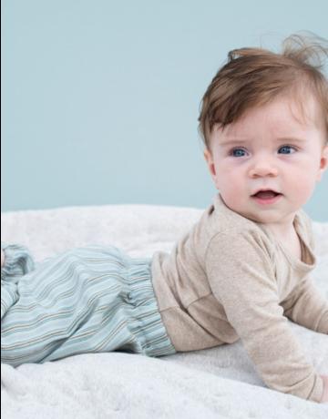 Serendipity Woven Baby Pants