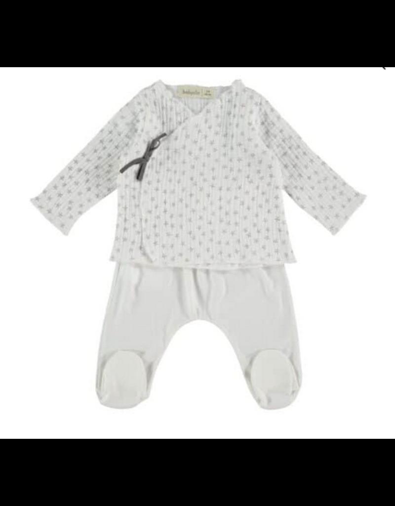 babyclic Babyclic - Jacket + Footed Pants