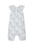 Feather Baby Feather Baby - Angel-Sleeve Romper