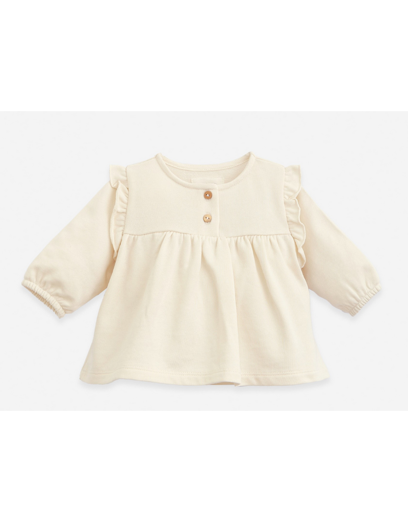 Play Up Play Up Frill Jersey Top