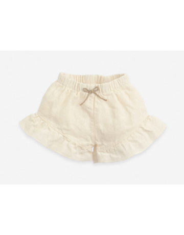 Play Up Play Up Frill Linen Shorts