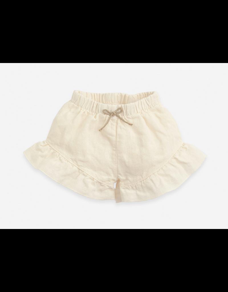 Play Up Play Up Frill Linen Shorts