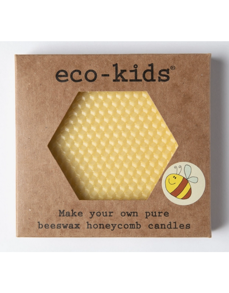 Eco Kids Eco Kids - Beeswax Candle Making Kit