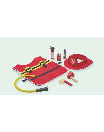 Plan Toys, Inc. Plan Toys Fire Fighter Play Set