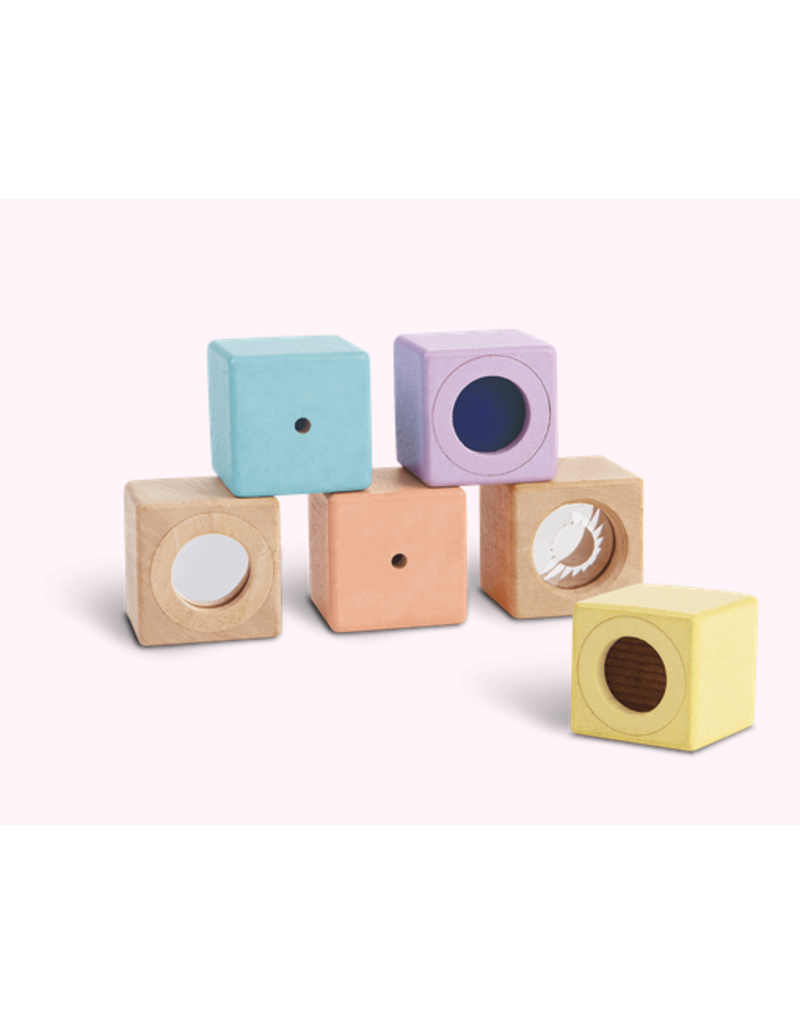 Plan Toys, Inc. Plan Toys Sensory Blocks