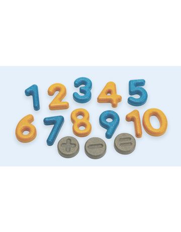 Plan Toys, Inc. Plan Toys Numbers and Symbols