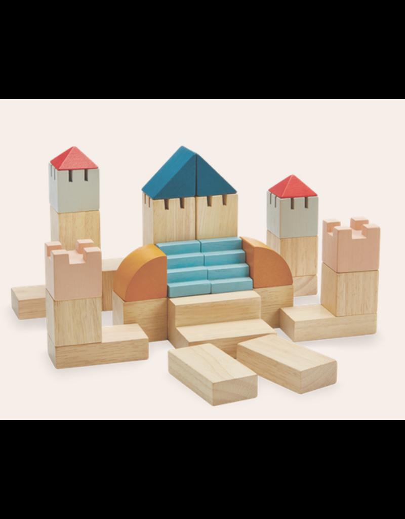 Plan Toys, Inc. Plan Toys Creative Blocks Orchard