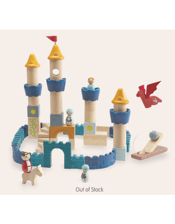 Plan Toys, Inc. Plan Toys Castle Blocks