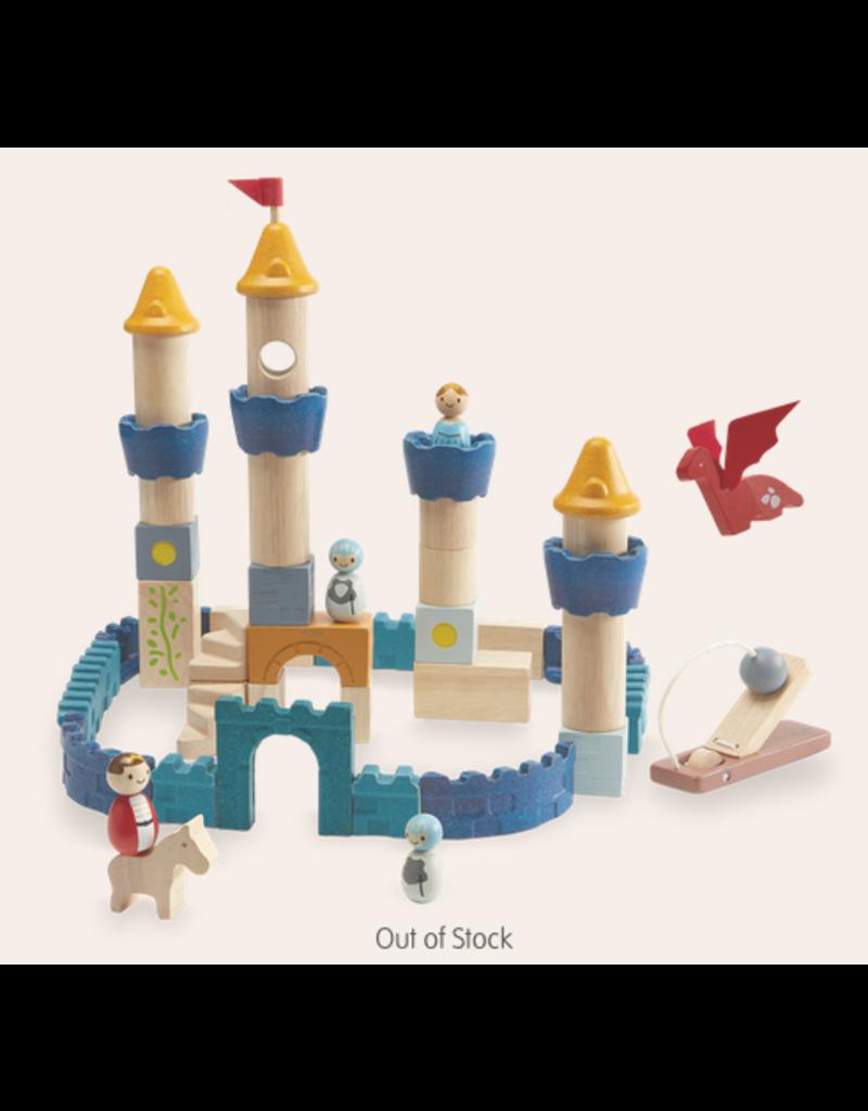 Plan Toys, Inc. Plan Toys Castle Blocks