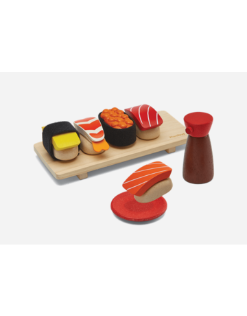Plan Toys, Inc. Plan Toys Sushi Set