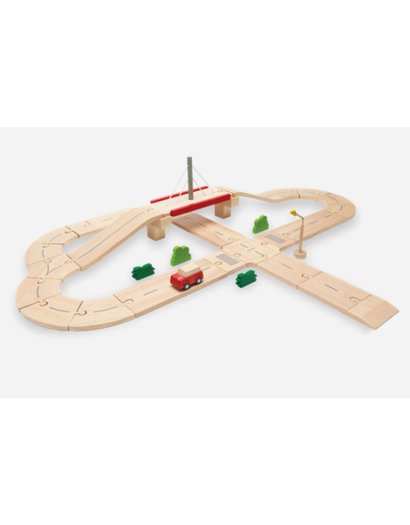Plan Toys, Inc. Plan Toys - Road System