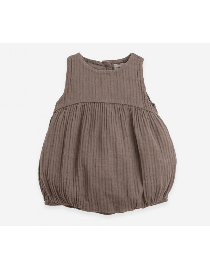 Play Up Play Up - Woven Onesie